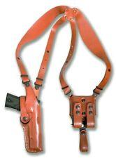 "Shoulder Holster Double Mag Case for STI Range Master Edge 9/45 ACP 5""BBL #1364#"