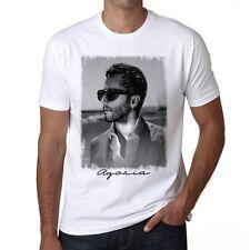 DJ Agoria, DJ Tshirt,  Homme T-shirt, Blanc, cadeau
