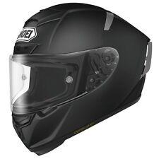 Shoei X Spirit 3 Full Face Race Track Motorcycle Helmet Matt Black