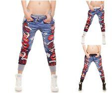 Pantalones señoras impresión Funky Pantalones Deportivos Chándal Correr Gimnasio