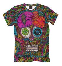 Crazy New t-shirt psychedelic esoterics Crazy HALLUCINOGEN 694378