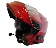 VIPER rs-v171 BLUETOOTH apertura anteriore moto casco moto BORDEAUX