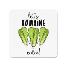 Let's ROMANA CALMO Calamita da frigorifero - divertente cibo LATTUGA