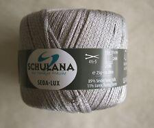 Schulana SEDA LUX Yarn 1 skein Select Color