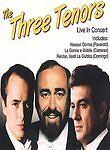 The Three Tenors Live in Concert by Jose Carreras, Placido Domingo, Luciano Pav