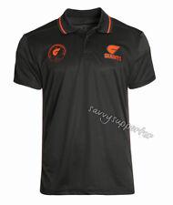 GWS Giants 2018 AFL Premium Polo Shirt Sizes S-3XL BNWT