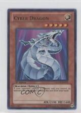 2011 Mega-Pack Base 1st Edition #LCGX-EN175 Cyber Dragon YuGiOh Card