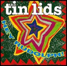 TIN LIDS - HEY RUDOLPH ~ AUSTRALIAN CHRISTMAS CD *NEW*