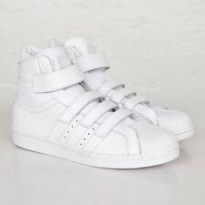 $380 Adidas x Juun J Men Pro Model 80s Hi white S82805