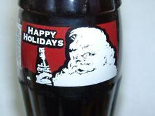 1994 Christmas Santa Coca-Cola Coke Bottle