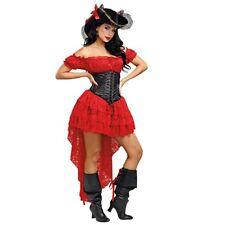 Dreamgirl Pirate Wench Sea Treasure Adult Womens Halloween Costume 10661