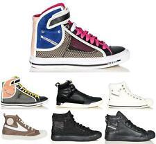Damen Sneakers Slip-ons Jeans Denim Destroyed Sportschuhe 815525 Top