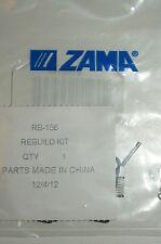 GENUINE ZAMA CARBURETOR REPAIR KIT # RB-156 for C1U-W43 and C1U-W45