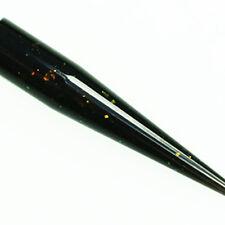 Acryl Dehnstab Hole Expander Ohr PIERCING mit Glitzer Glitter Dehnschnecke