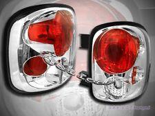 99-04 Silverado Sierra Stepside Altezza Tail Lights 00