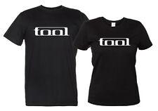 TOOL Maglietta Alternative Metal Progressive T-Shirt Replica Logo Uomo Donna
