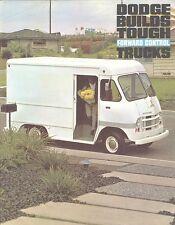 1963 Dodge Forward Control Truck Sales Brochure