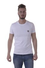 T-shirt Maglietta D&G Dolce&Gabbana Sweatshirt % Uomo Bianco 21N8A03JO0020-W0800