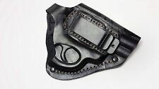 "NEW! Leather Waist Gun Holster Revolver Belt Concealed Carry Gat Pistol 2,5"""