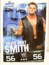 Slam ATTAX EVOLUTION #095 David Hart Smith