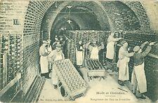 Moet et Chandon, Champanger, Weinkeller, Arbeiter, um 1910