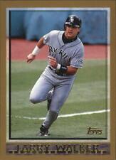 1998 Topps Baseball Card PIck 1-279