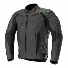 Alpinestars GP Plus R V2 Mens Leather Jacket Black/Black