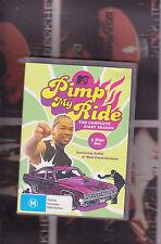 pimp my ride ( 3 dvds season 1 )  MTV show (region 4)