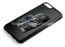 RetroArtz Cartoon Car Land Rover Discovery in Black iPhone 6/6+7/7+ Case/Cover