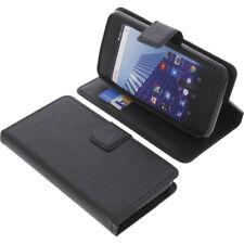 Tasche für Archos Access 45 4G Book-Style Schutz Hülle Handytasche Buch