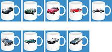 300 ml ceramica bicchiere con motivo: Trionfo Auto Modelli Caffè Tazza Auto
