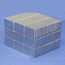 Lots 15mm x 10mm x 2mm Strong Block Rare Earth Neodymium Magnets N50