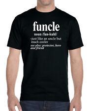 Funcle Noun - Unisex Shirt - Funcle Gifts - Funcle Shirt