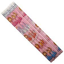 Princess Pencils with Erasers Top Party Bag Loot bag Filler Favours