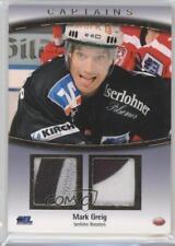 2006-07 City-Press DEL Playercards Deutsche Eishockey Liga #C07 Mark Greig Card