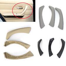 Upgrade Inner Door Handle Cover Trim Fit for BMW 3 Series E90 E91 E92 E93 04-12