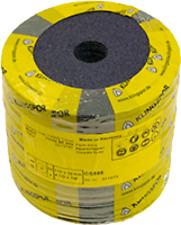 25 Fiberschleifscheibe 125mm CS565 Korn 24-100 Klingspor Fiberscheiben Edelstahl
