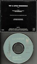 Glen Hansard THE COMMITMENTS Try little Tenderness PROMO CD Frames SWELL SEASON