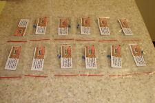 CNC Geckodrive stepper AMP set Resistors G201 G202 G203