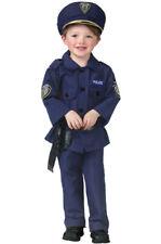 Cop Officer Policeman Toddler Halloween Costume