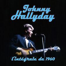 CD Johnny Hallyday : L'intégrale de 1960