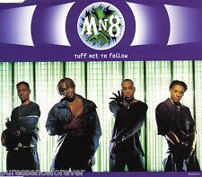 MN8 - Tuff Act To Follow (UK 5 Track CD Single Part 1)