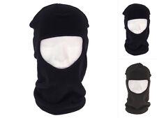 MFH Balaclava 1-Loch Polyester-Fleece Sturmhaube Maske Skimaske Sturmmaske