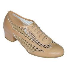 Ladies Dance Shoes Jive Tango Salsa Latin Line UK 3 - 8