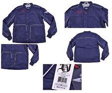 Rich Yung blue Jacket Rich Yung blue long sleeve track jacket coat M-2XL