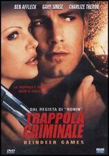 Dvd **TRAPPOLA CRIMINALE** con Ben Affleck Charlize Theron nuovo 2000