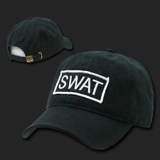SWAT TEAM POLICE RAID COTTON HAT CAP