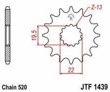 F143913: JT SPROCKETS Piñon JT 1439 de acero con 13 dientes