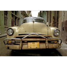 Stickers muraux déco : Voiture Cubaine 1559