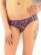 O'Neill Bikini-Hose Unterteil Tabside Hipfit schwarz Blumen